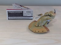Battle Droid Commander / AAT Star Wars Transformer