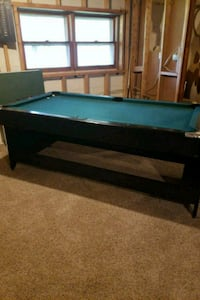 Double sided pool table Boonsboro, 21713