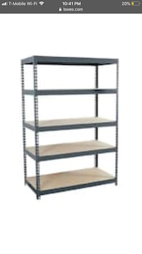 5 Tier Shelving Boulder City, 89005