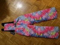 Girls Size 6 or 7 Snow Pants Toronto, M1P 5B7