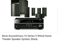 Bose Accoustimass 10 Series V Home Theater System San Rafael, 94901