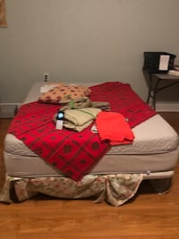 Full size Sleep Number Bed $900 paid $4600 Lady Lake, 32159