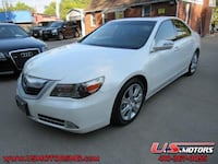 2009 Acura RL 4dr Sdn Tech Pkg (Natl) Baltimore