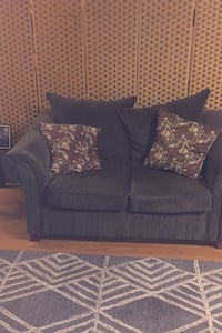 Couch love seat and matching chair