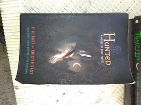 3 books by House of night Horror