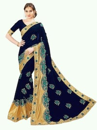 women's blue and brown traditional dress Toronto, M1J