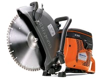 "Husqvarna K760 Power Cutter Concrete Saw 14"", Diam Parksville, V9P 2E2"