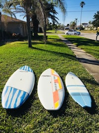 New SUPs, stand up paddleboard , surfboard