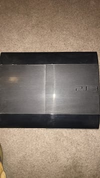PS3 w games and controller Edison, 08817
