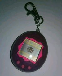 1997 Tamagotchi Original Gen 1 Pink and Purple Columbia, 17512