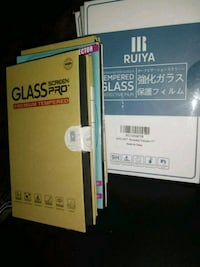 tempered glass screen protectors.  Fairland, 46126
