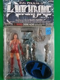 Witchblade Los Angeles County, 91342