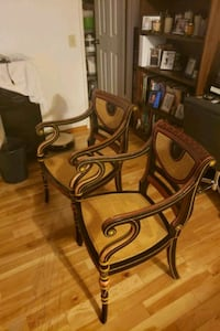 Wooden chairs  San Diego, 92114