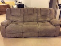 Couch - taupe