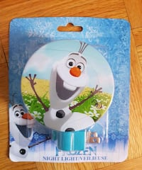 Disney's: Frozen - Olaf Night Light  Calgary, T3J 3J7