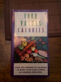 Calorie counting book Tinley Park