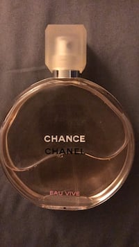 Chanel Chance perfume for women San Leandro, 94578