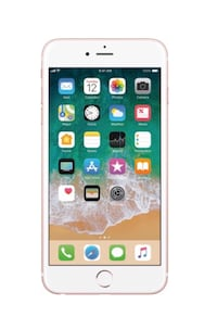 Rose gold iPhone 6s play Burrell, 15717