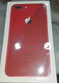 PRODUCT RED iPhone 8 Plus box Paterson, 07502