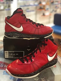Christmas Lebron 8s size 11.5 Silver Spring, 20902