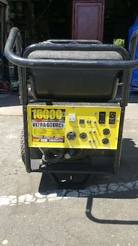 15000 Watt Dual Fuel Electric Generator