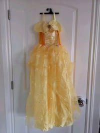 Brand new Girls Belle Costume - Size M 8-10 yrs ol Edmonton, T5Y 0N1