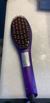 Hair straightener brush Mississauga, L4X 1C9