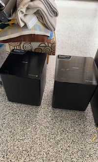 Samsung Wireless & Active Subwoofers Model WH7500