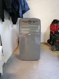 LG portable Air Conditioner/Dehumidifier