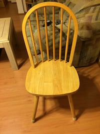 Wooden chair Ajax, L1T 3P9