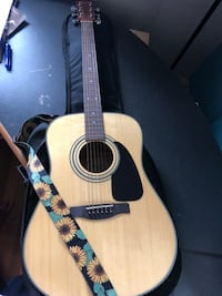 Fender Acoustic DG-8S w/ gig case and accessories Dover, 17315
