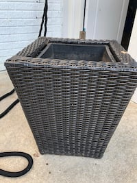 Wicker vase I have to 20 each or best offer Ellicott City, 21043