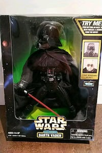 Death Vader Kenner Action Collection
