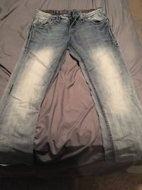 33x32 Rock Revival Jeans. No holes or stains, excellent condition Muskegon, 49444