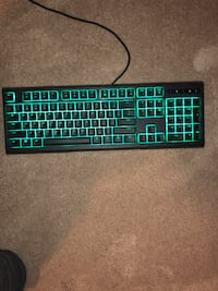 Razor Ornata gaming keyboard Calgary, T3G 4Y4