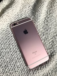 iPhone 6s Rose Gold 16GB Langley, V3A 8P8