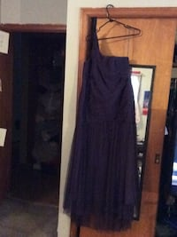 Vera Wang purple spaghetti strap dress Fort Washington, 20744