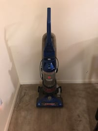 blue and black upright vacuum cleaner Silver Spring, 20904