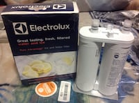 EWF01 Electrolux Fridge Water Filter & Carbon Air Filter Set