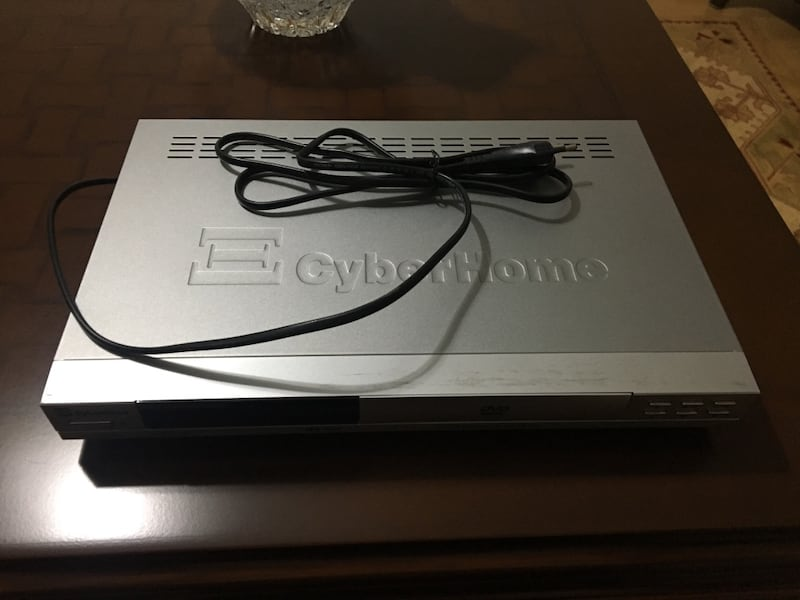 CyberHome DVD player Almanya'dan 1