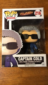 Captain Cold Funko Pop
