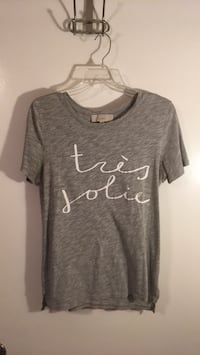 Loft graphic tee  size Small Los Angeles, 91607