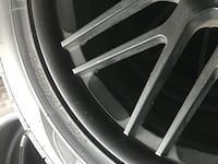 Savini rims 22in with tires Alexandria, 22310