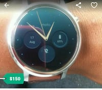 Moto 360 gen 2 smart watch Bellevue, 41073
