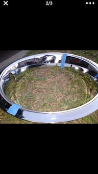 Two 14 inch beauty rings deep dish South El Monte, 91733