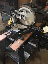 black and gray miter saw Wilmington, 28409