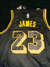 black and yellow Nike Kobe Bryant 24 jersey Elyria, 44035