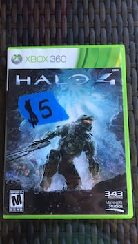 Xbox 360 Halo 4 check out my profile for more games! Cadillac
