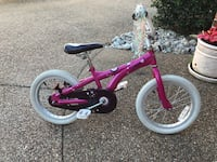 Girls pink bike Southlake, 76092