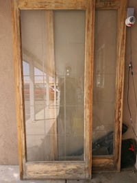 Wood doors with beveled glass Bakersfield, 93307